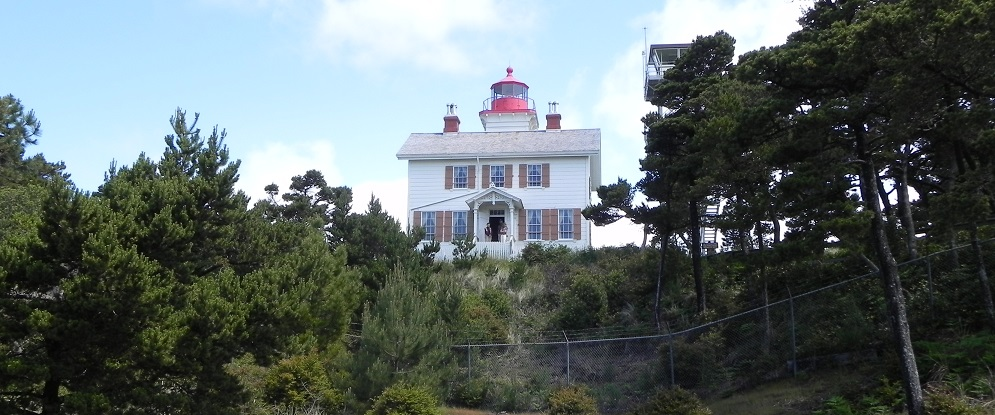 Yaquina Bay Lighthouse, Newport, OR