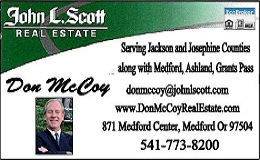 Don McCoy, Realator for John L. Scott Real Estate