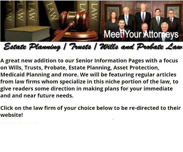 Meet Your Attorneys!