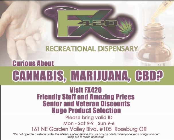 FX420 Cannabis for Seniors
